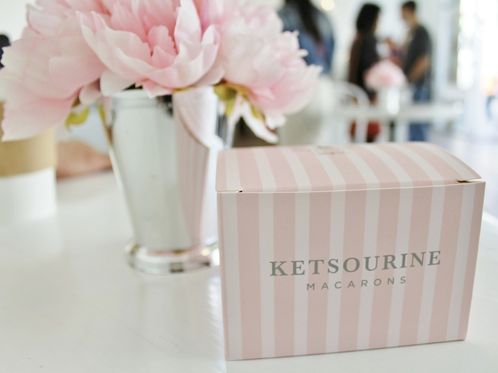 Ketsourine Macarons - Berniedette of Petite And Toned