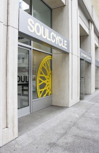 Sunday Soul Cycle - View from First Street with Pressed Juicery - Berniedette of Petite And Toned
